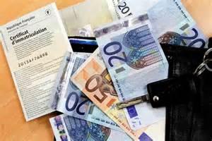 Taxe carte grise